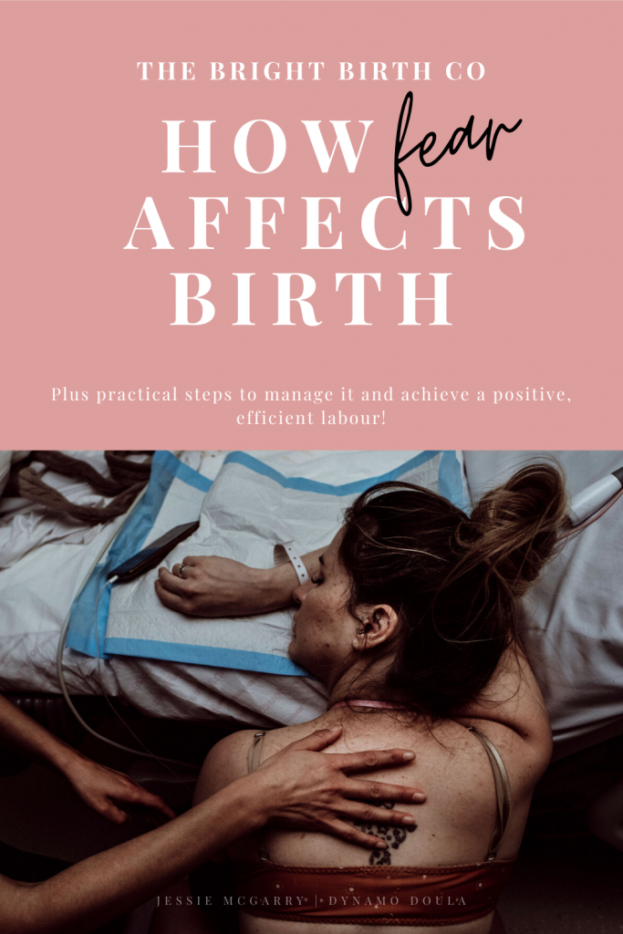 How Fear Affects Birth - The Bright Birth Co